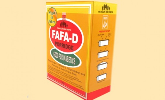 Soy Afric FAFA-D Porridge